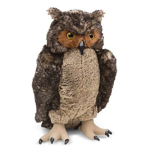 Owl Giant Plush