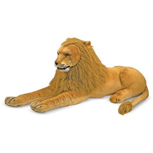 Lion Giant Plush