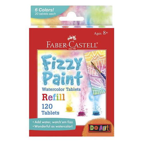 Fizzy Paint Watercolor Tablet Refill