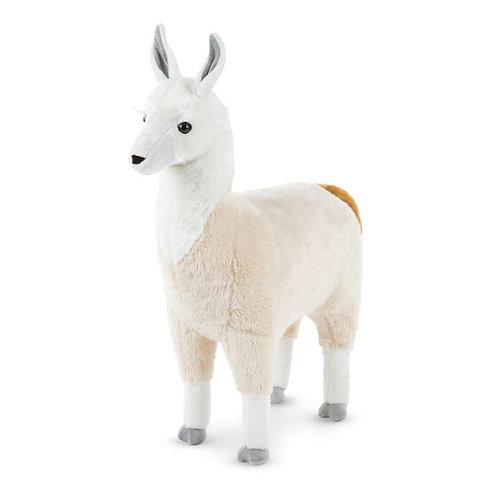Llama Giant Plush