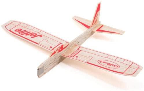 Balsa Wood Glider Jetfire