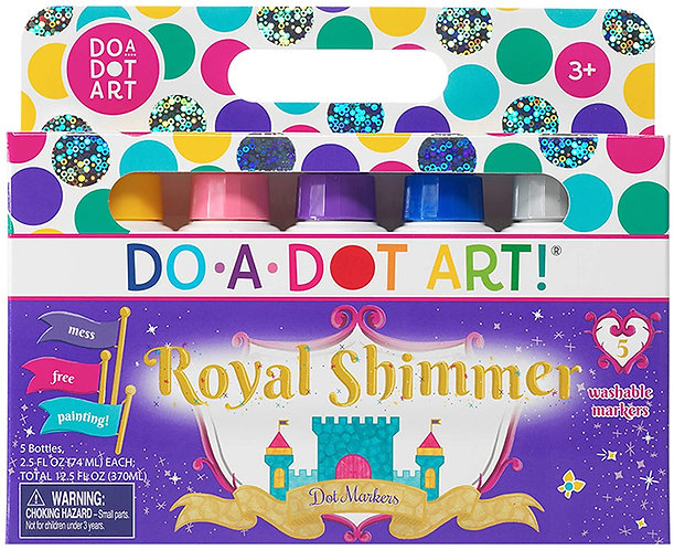 Do-A-Dot Markers Royal Shimmer