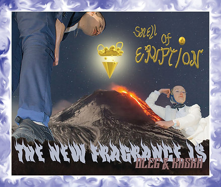 The Smell of Eruption poster