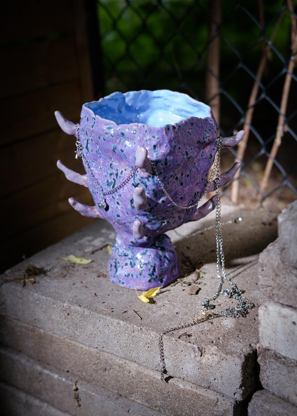 Aleksandra Liput, Cup, 2019, ceramics