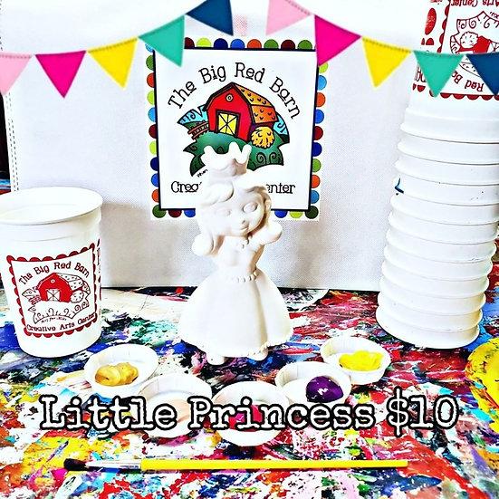 Little Princess Ceramic Art Kit