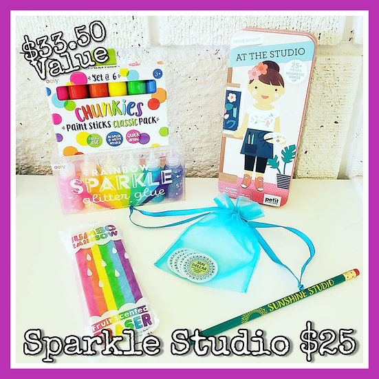 Sparkle Studio 🎨 Gift Package