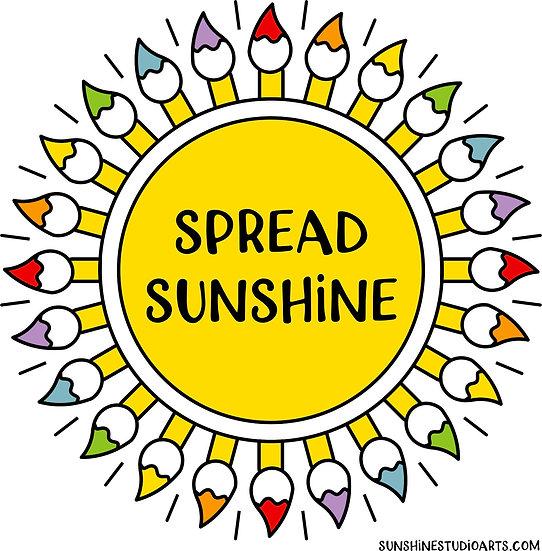 Spread Sunshine Classic T-Shirt