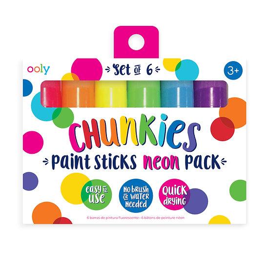 NEON Chunkies Paint Sticks