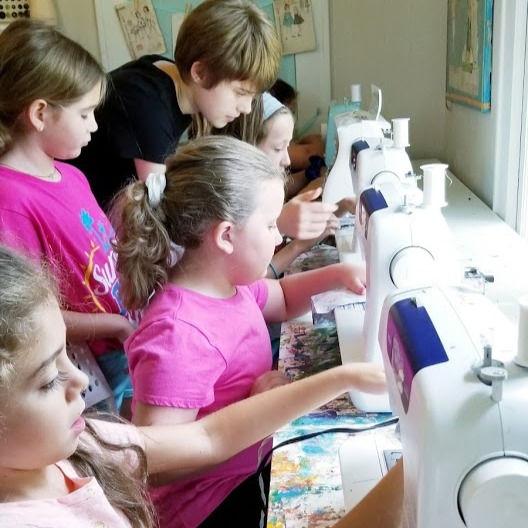 Donut Shop Kids' Sewing Camp