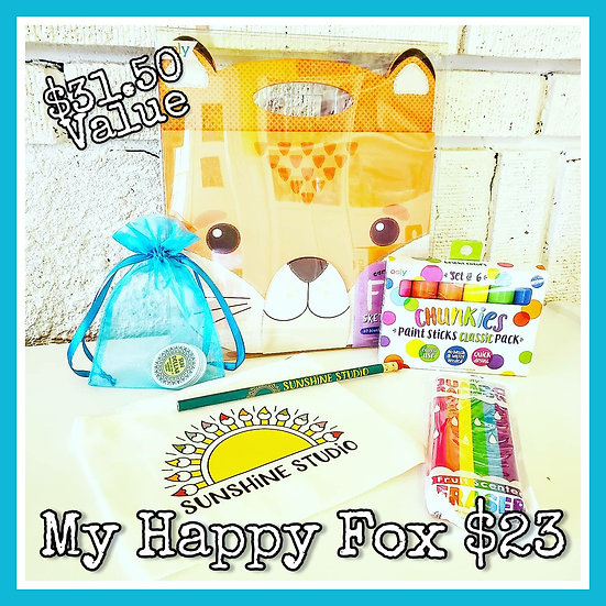 My Happy Fox 🦊 Gift Package