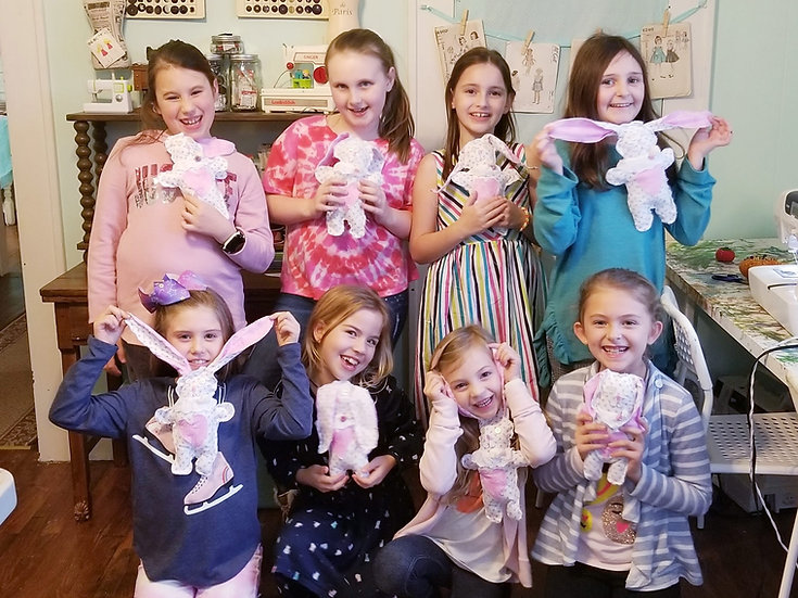 Sew Sweet Sewing Party