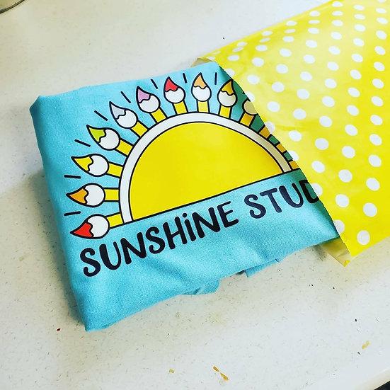 Signature Sunshine Studio Half Sun ~ Classic T-Shirt