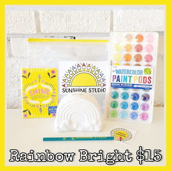 Rainbow Bright 🌈 Gift Package