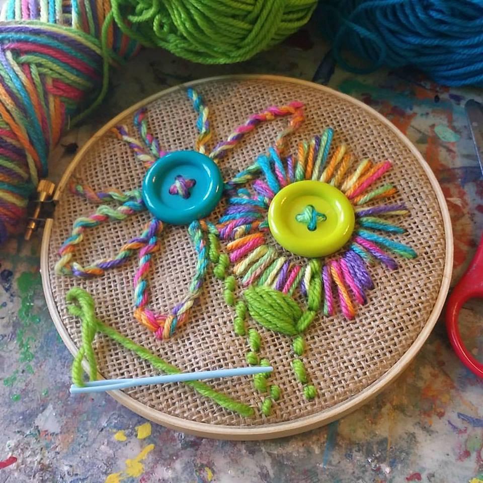 Yarn-Tastic Fun Fibers Class