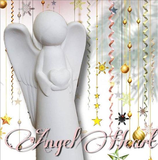 Angel Heart Ceramic Art Kit