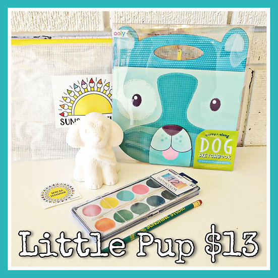 Little Pup 🐶 Gift Package