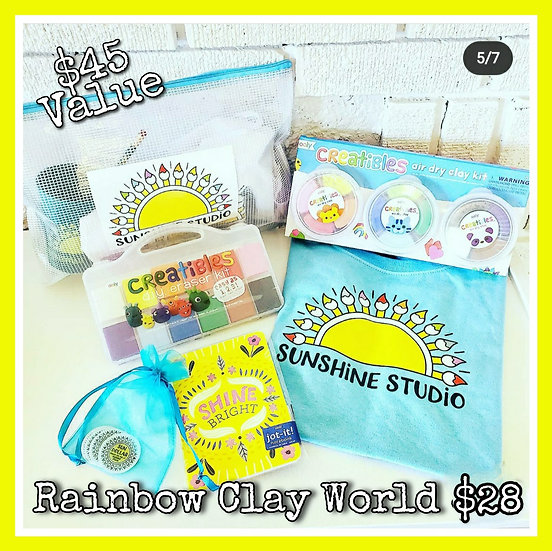 Rainbow Play World ❤ Gift Package