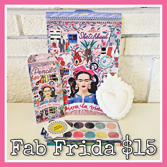 Fab Frida ❤ Gift Package