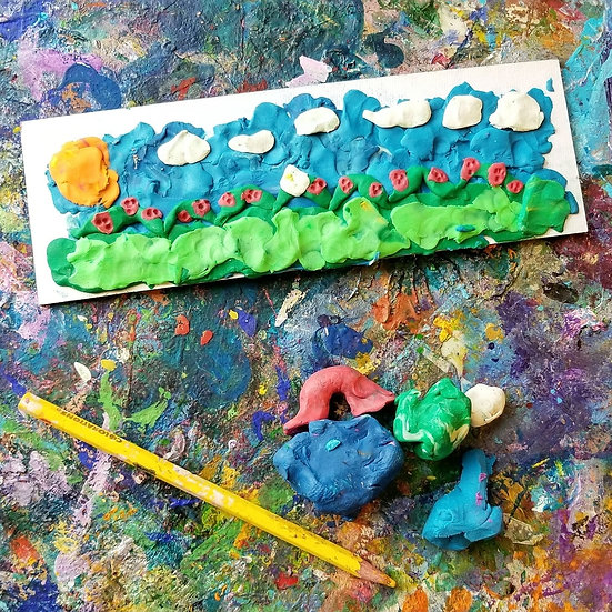 Summer Art Camp Full Amount