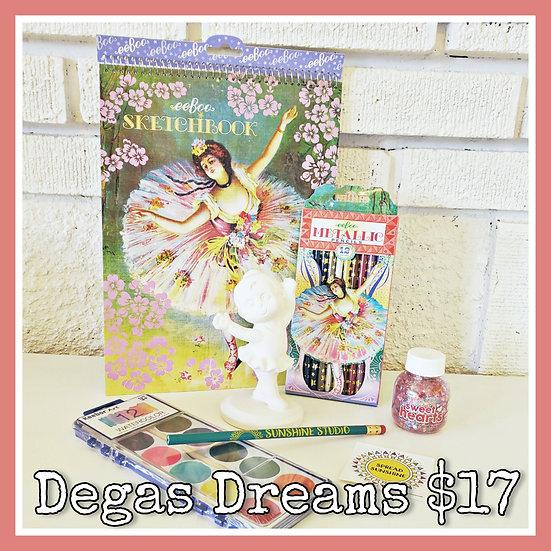 Degas Dreams 🩰 Gift Package