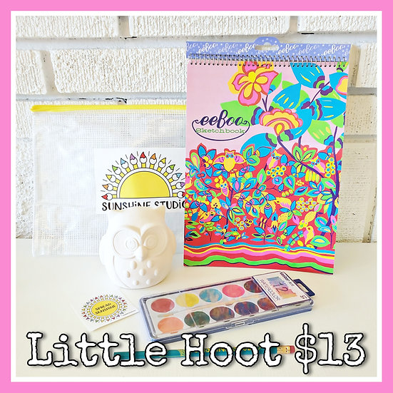 Little Hoot 🦉 Gift Package
