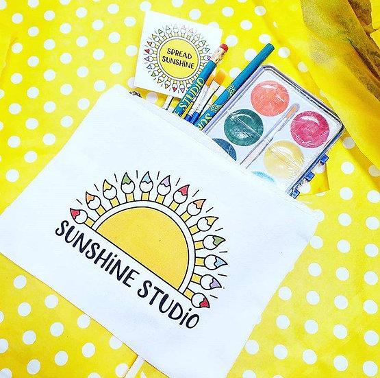 Signature Sunshine Studio Pencil Pouch