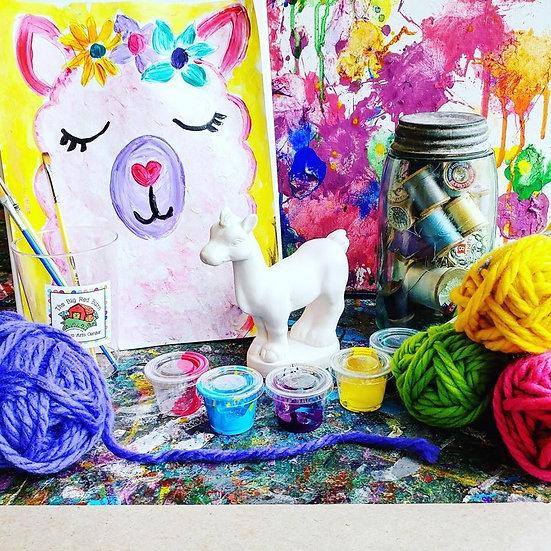 Lovely Llama Combo Kit