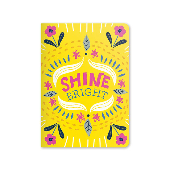 Shine Bright Jot-It Notebook