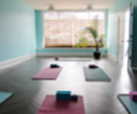 Movement studio at Mindful Palm