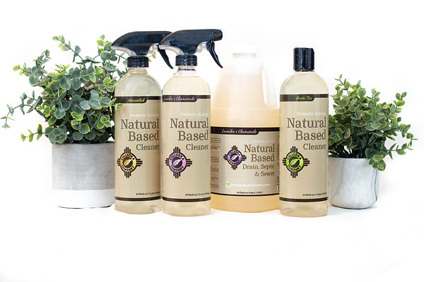 natural based probiotic cleaners