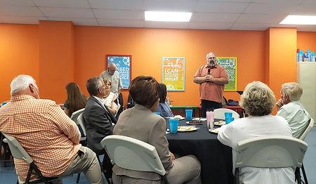 Pay Grace Forward Mentor Meeting