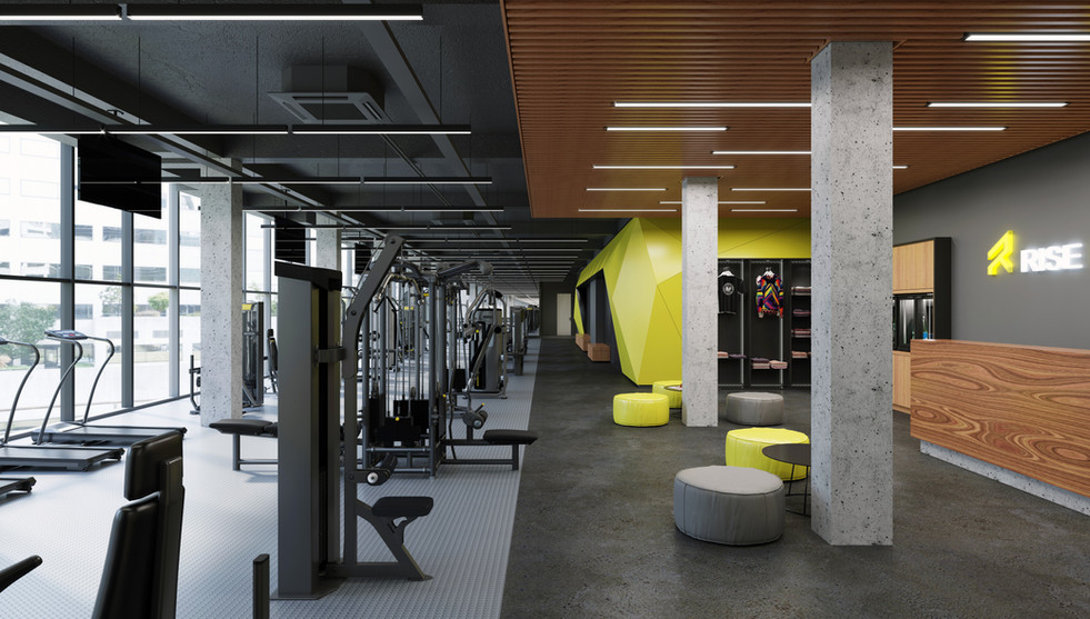 Rise Fitness - 2