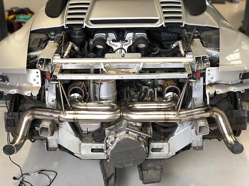 Audi R8 GEN 1 V10 - 2009 - 2015 - Non valved Stainless steel