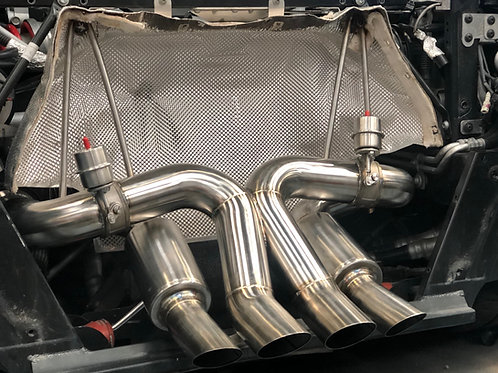 Lamborghini Aventador SV LP750 - Valved Inconel