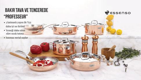 Copperware Ambalaj Tasarımı