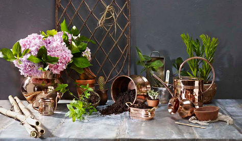 Copperware Lifestyle Sunum