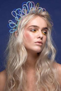 Modern tiara
