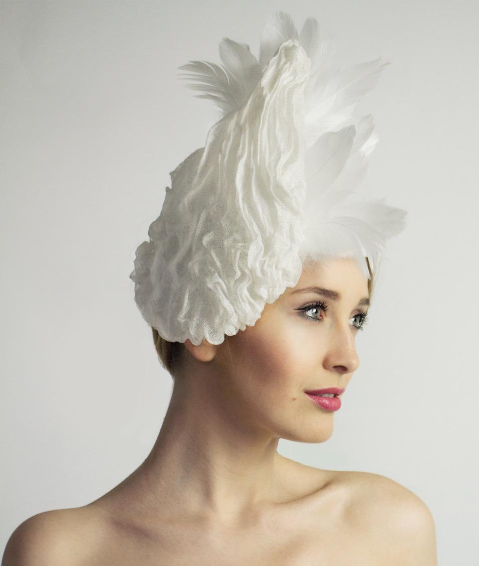 Swan Hat