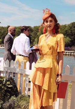 At Henley Royal Regatta