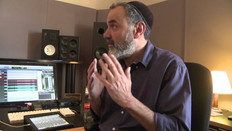 Wu Tang Clan Engineer, Yoram Vazan at Firehouse Studio