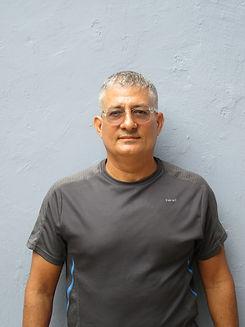Ricardo Marrero Acuarela, Dibujo I y Dibujo II.JPG