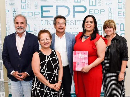 Alianza entre EDP University y la Liga de Arte