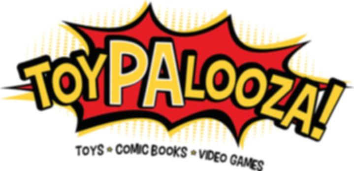 toyPAloozatoyshow logo