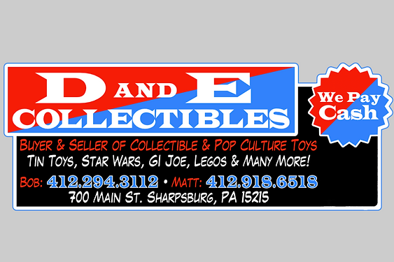 Collectible Toy Store in Pittsburgh Pa