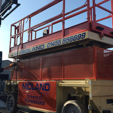 153-12 going out for its long term hire in leicester