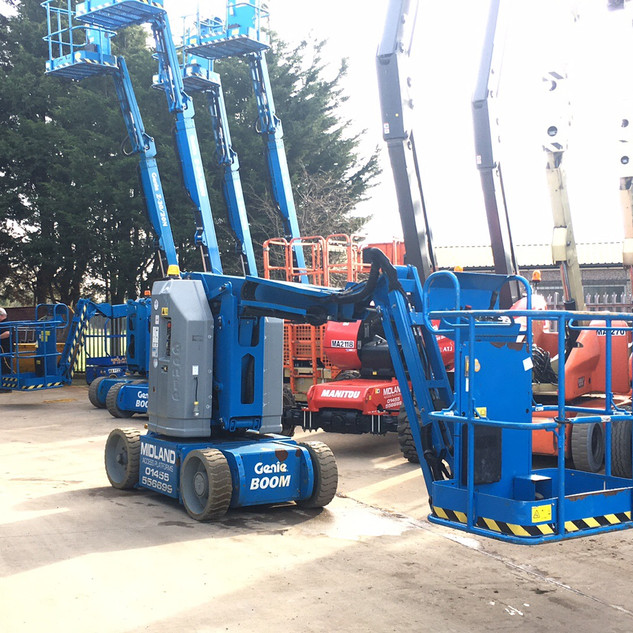 302 getting ready for hire in coventry