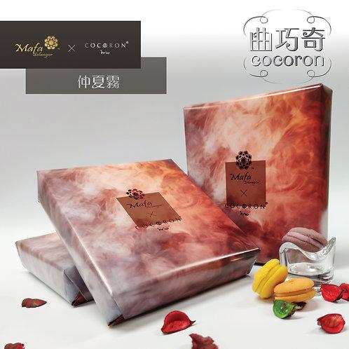 馬妃雪蘭 x Cocoron trio 黑加侖子 Cocoron 禮盒裝