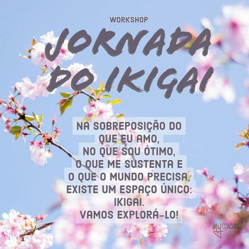 Workshop Jornada do Ikigai