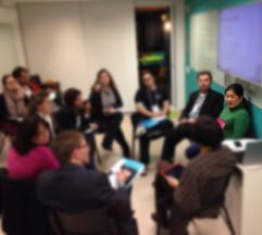 reunião de Action Learning