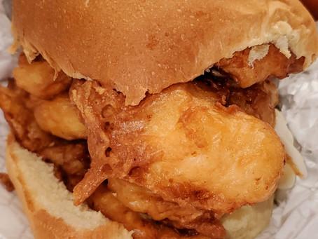 "My Biggest ""Fish Sandwich"" to Date!"